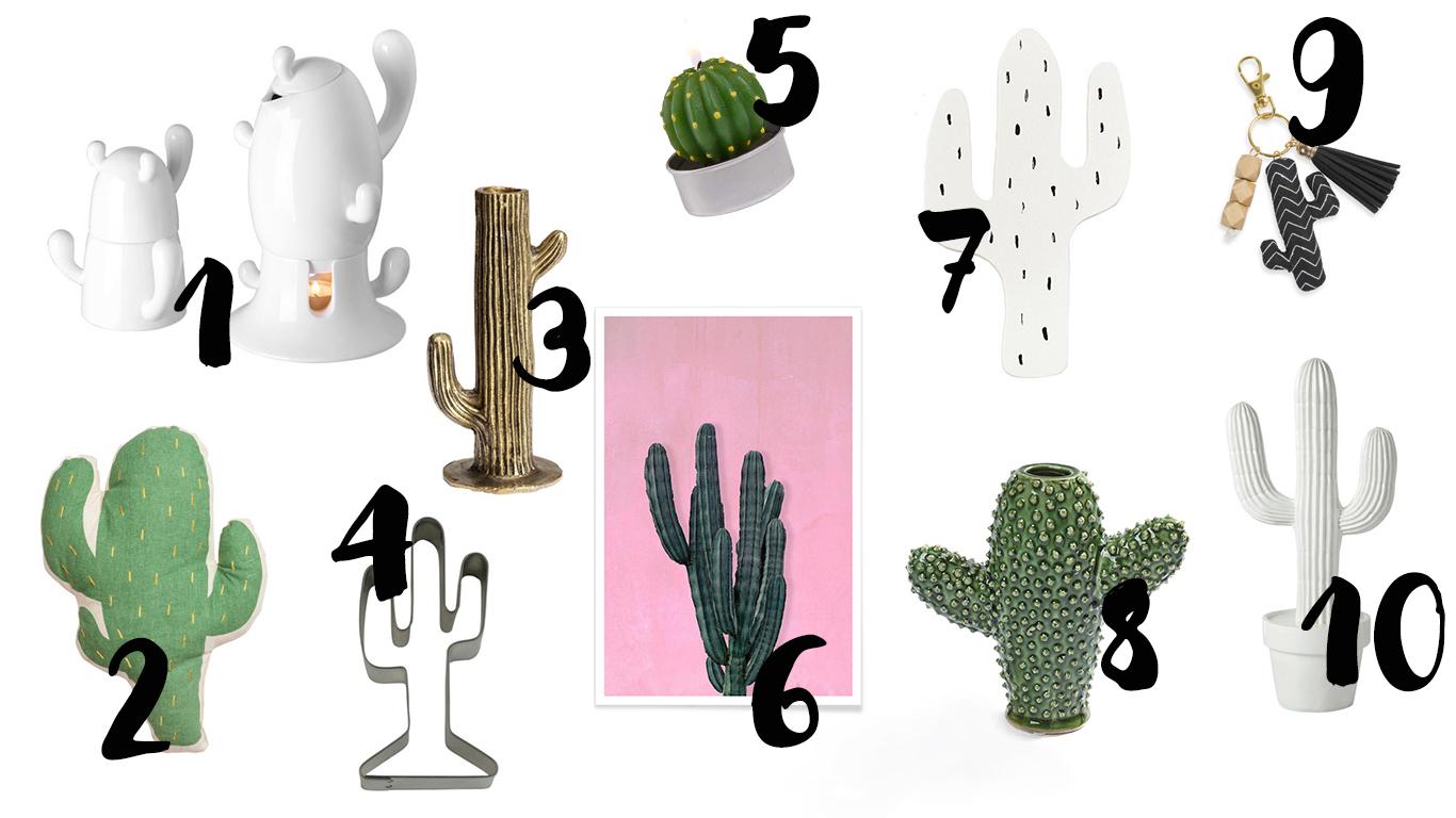 my style home story stachliger trend kaktus motiv. Black Bedroom Furniture Sets. Home Design Ideas