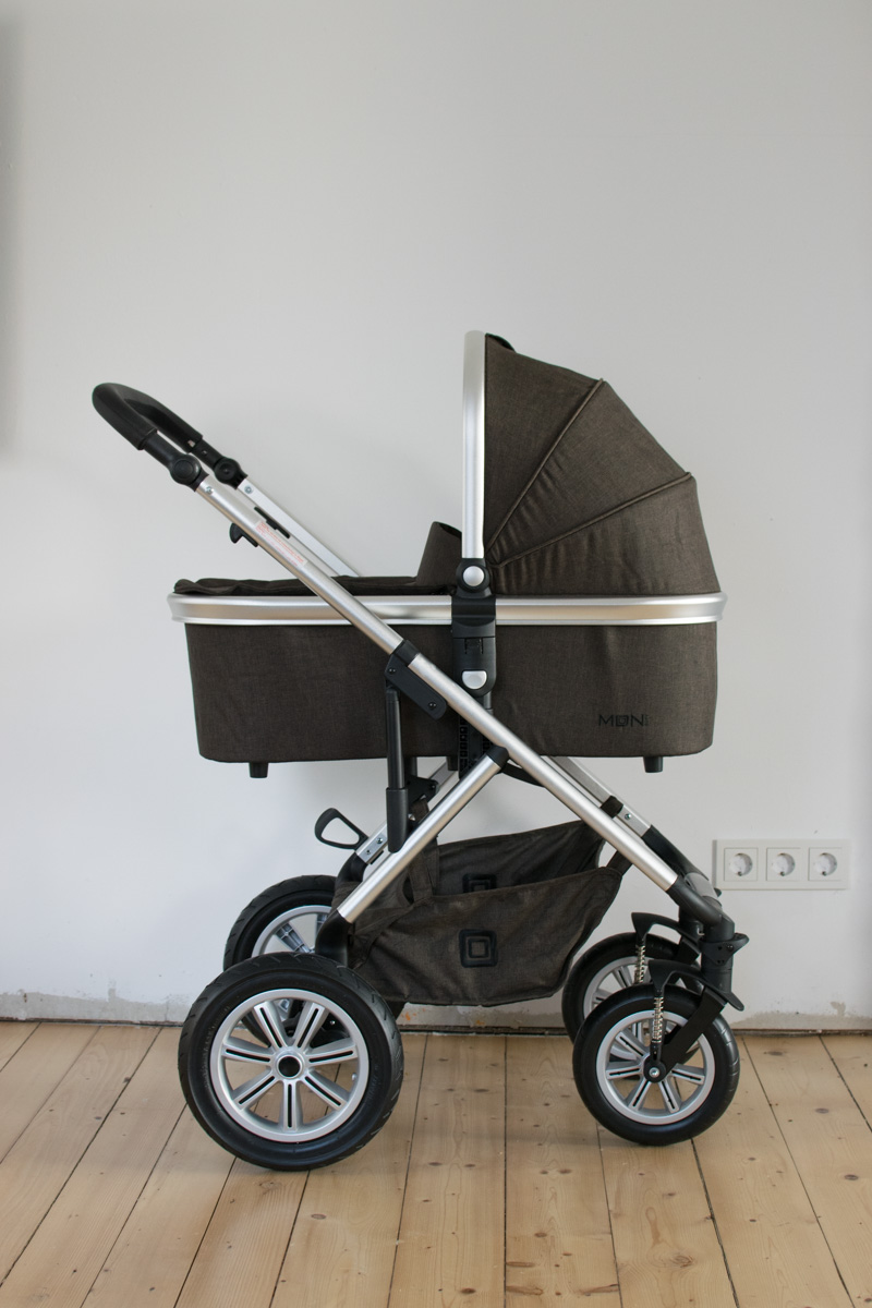 der moon nuova city kombi kinderwagen im test. Black Bedroom Furniture Sets. Home Design Ideas