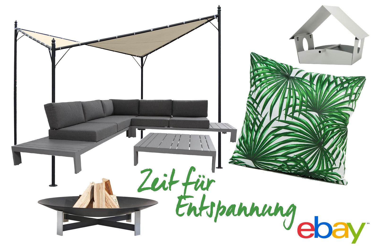 Gartenmöbel für groß und klein | eBay.de Deutschland Home & Garden
