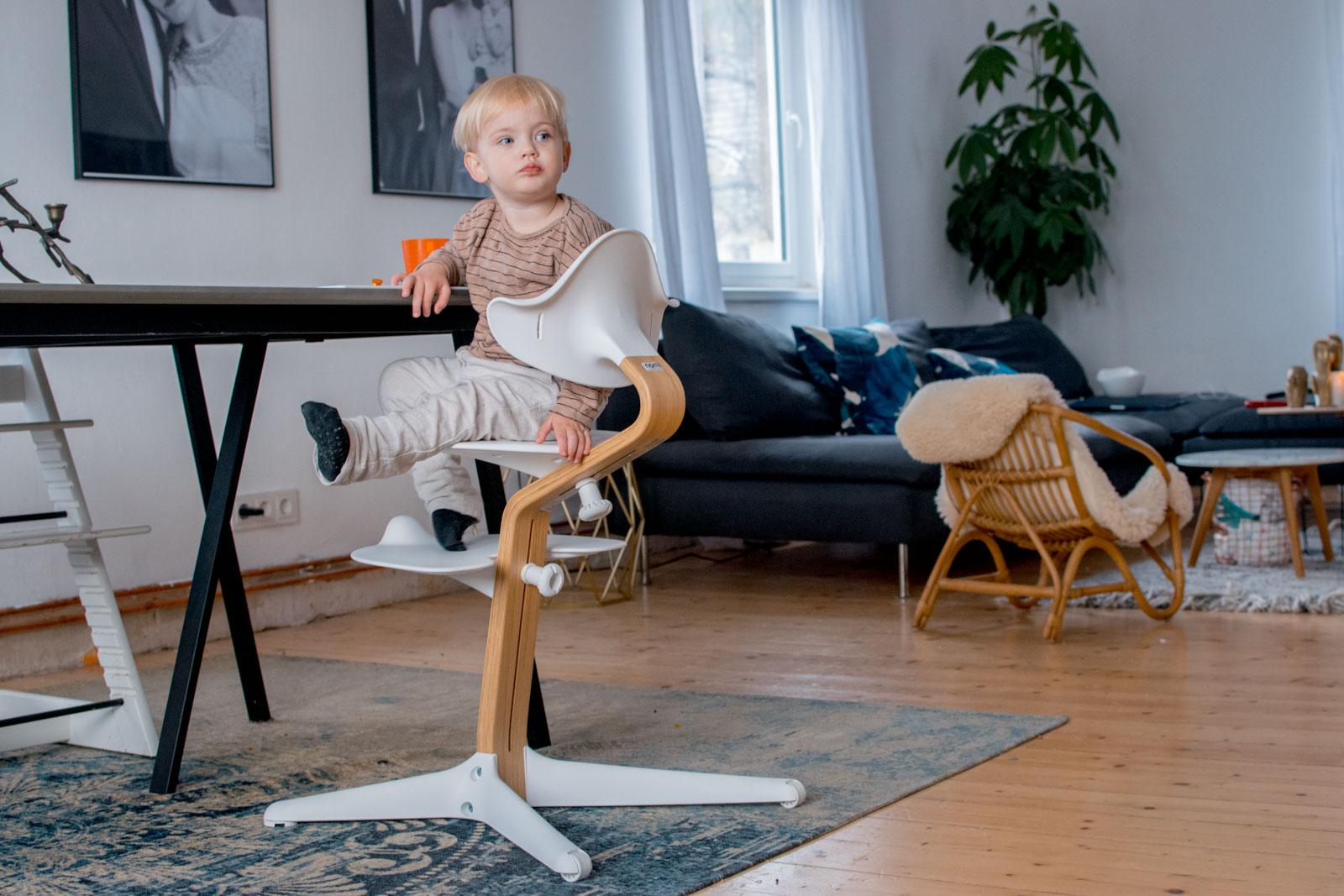Hochstühle Für Babys Und Kleinkinder ~ Nomi kinderstuhl im test hochstuhl für babys und kinder