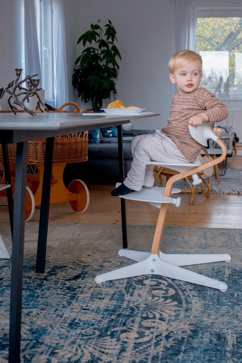 Nomi Kinderstuhl im Test | Hochstuhl für Babys und Kinder