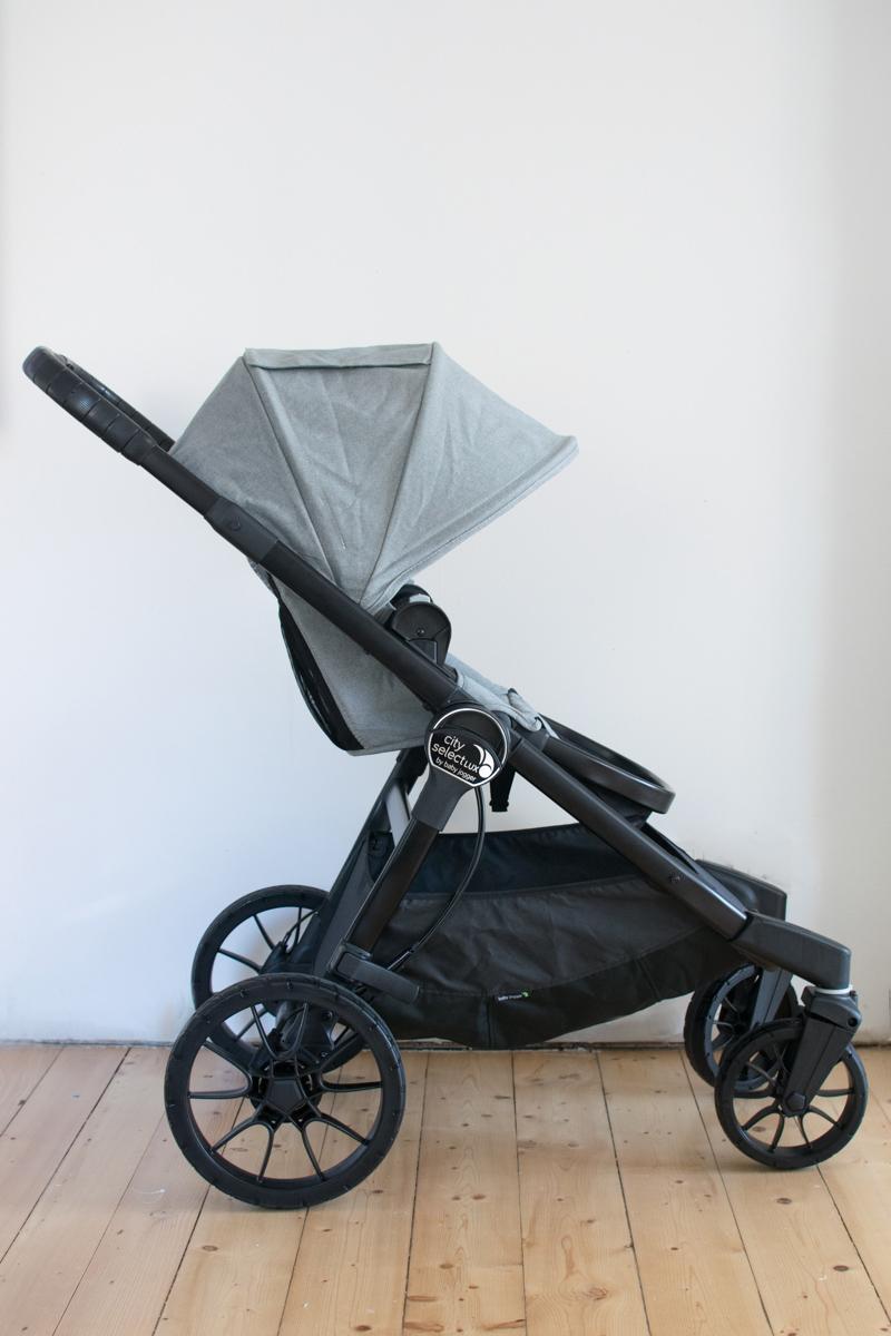 Erfahrungen Test Baby Jogger City Select Lux