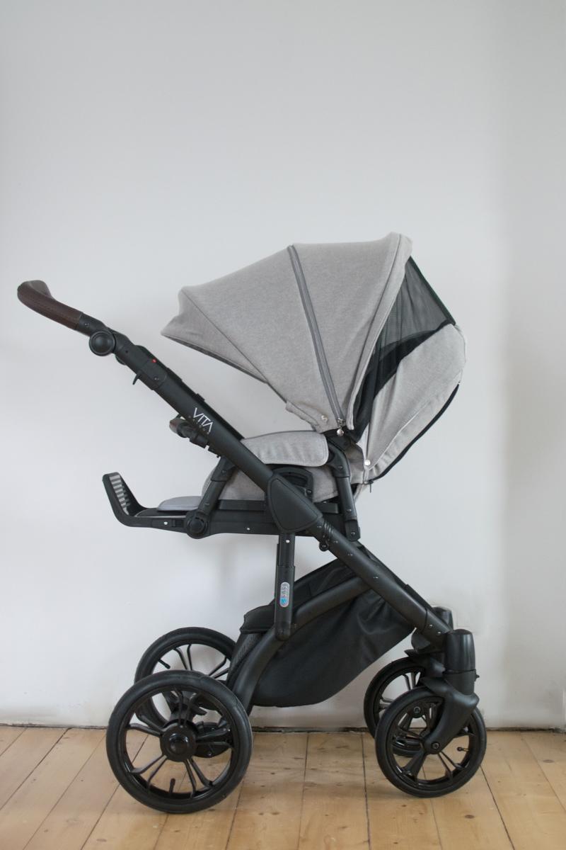 Der My Junior VITA unique Kombi-Kinderwagen im Test