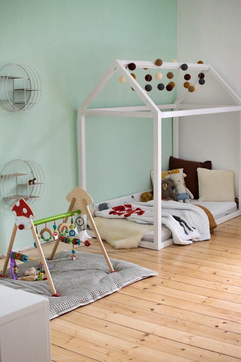 Kinderzimmer Babyzimmer Ikea Aden Anais Ideen Waldtiere Wald Wildtiere(11)
