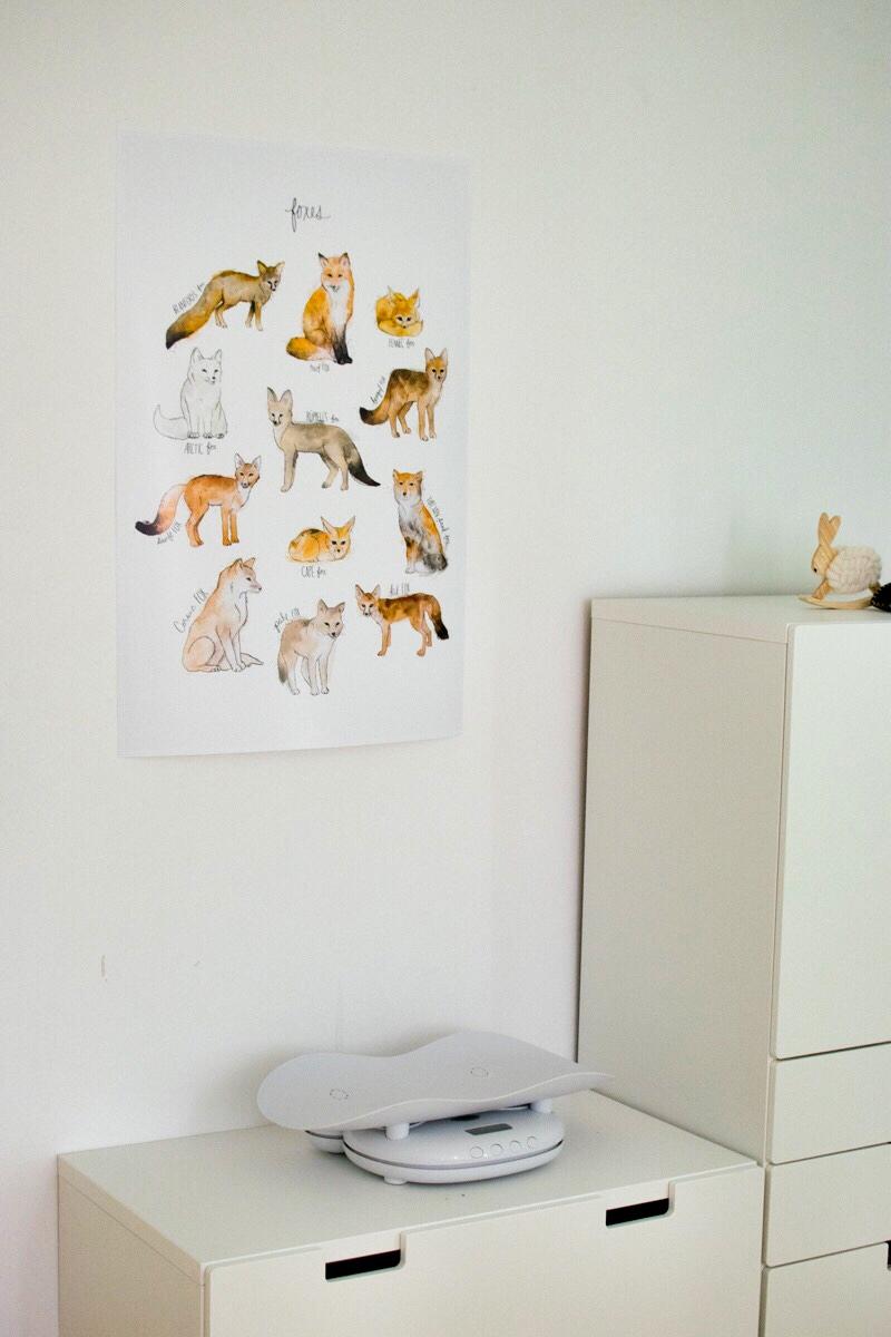 Willkommen im babyzimmer unser zweites kinderzimmer im for Ikea babyzimmer mobel