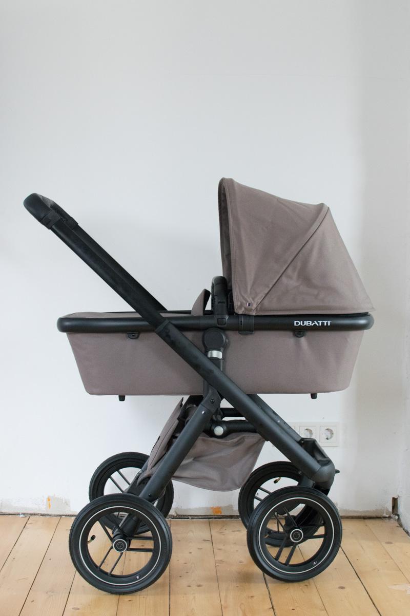 dubatti one testbericht kinderwagen test erfahrung 1 von. Black Bedroom Furniture Sets. Home Design Ideas