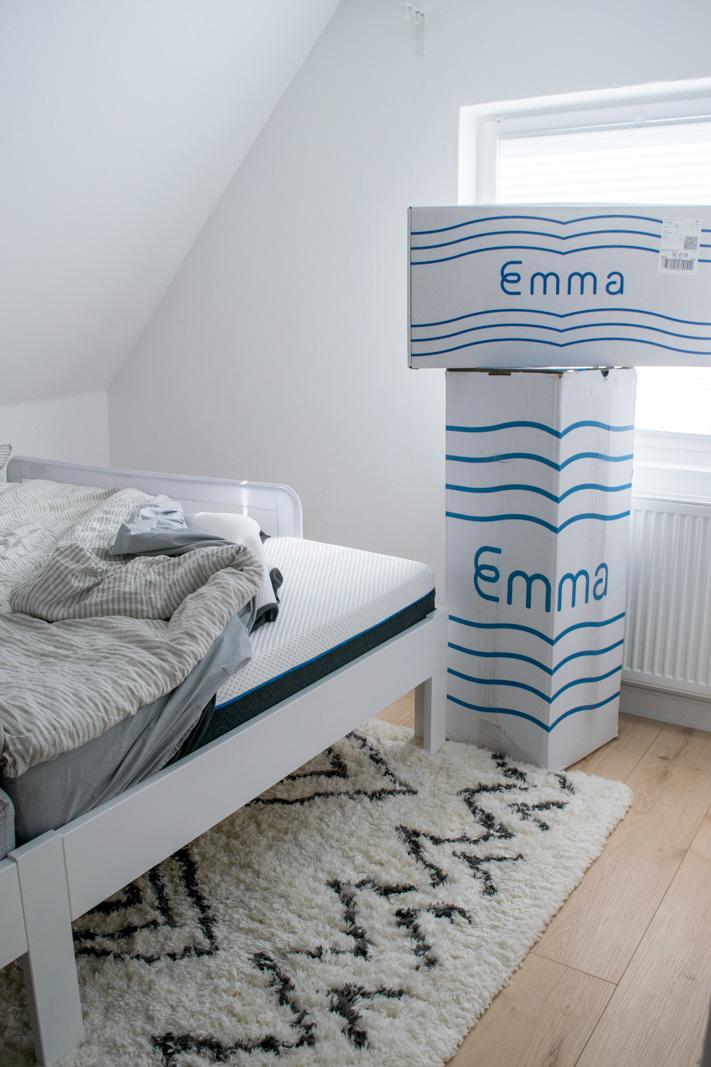 Familienbett Selbst Bauen Bauanleitung Emma Air Matratze Erfahrungen Test Ecolignum Geschwister Bett 17