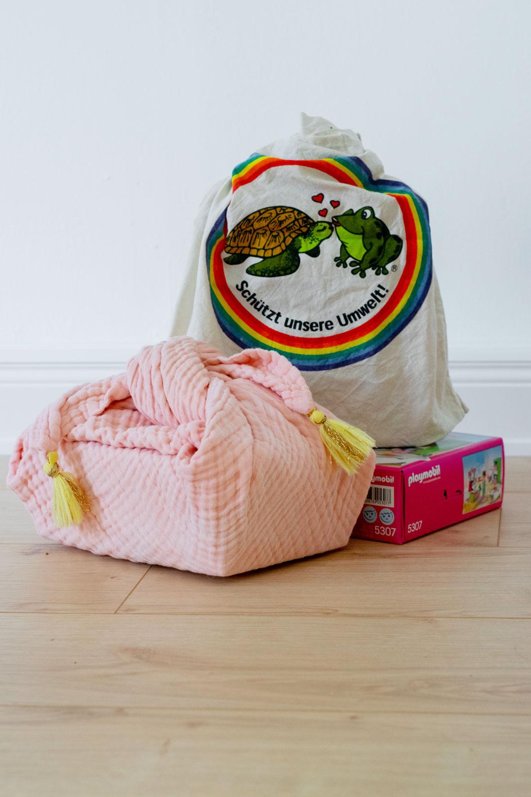 Verpacken Ohne Geschenkpapier Alternativen Für Müllfreies Verschenken
