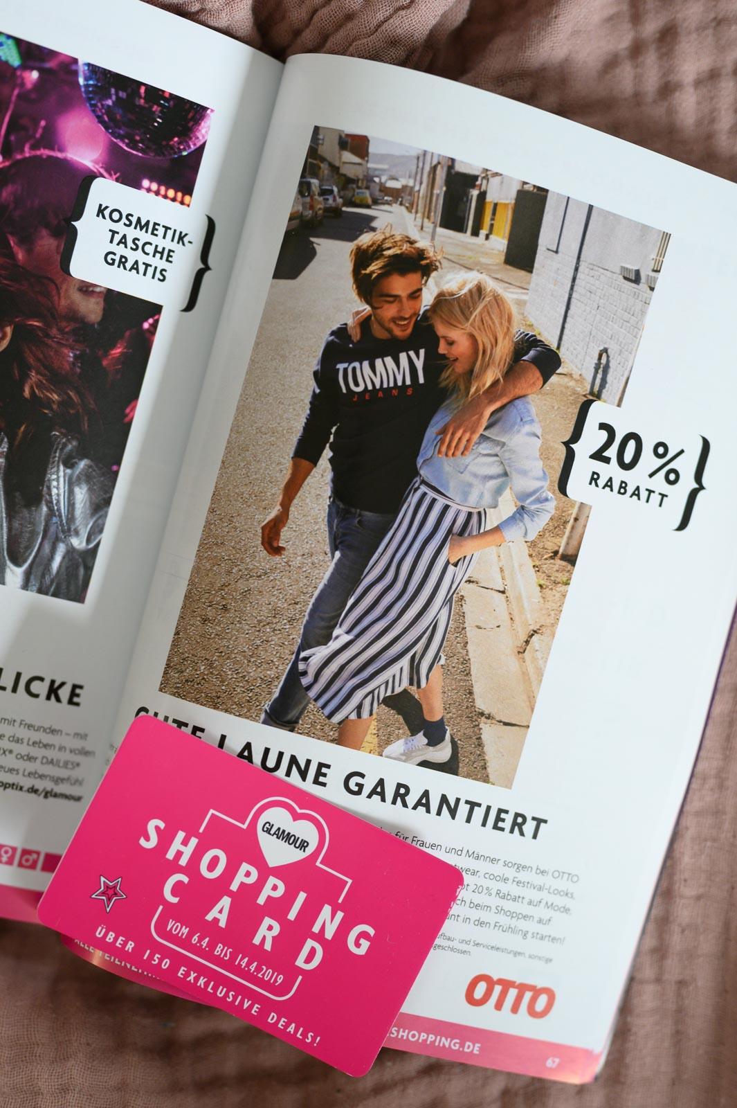 Asos Glamour Shopping Week
