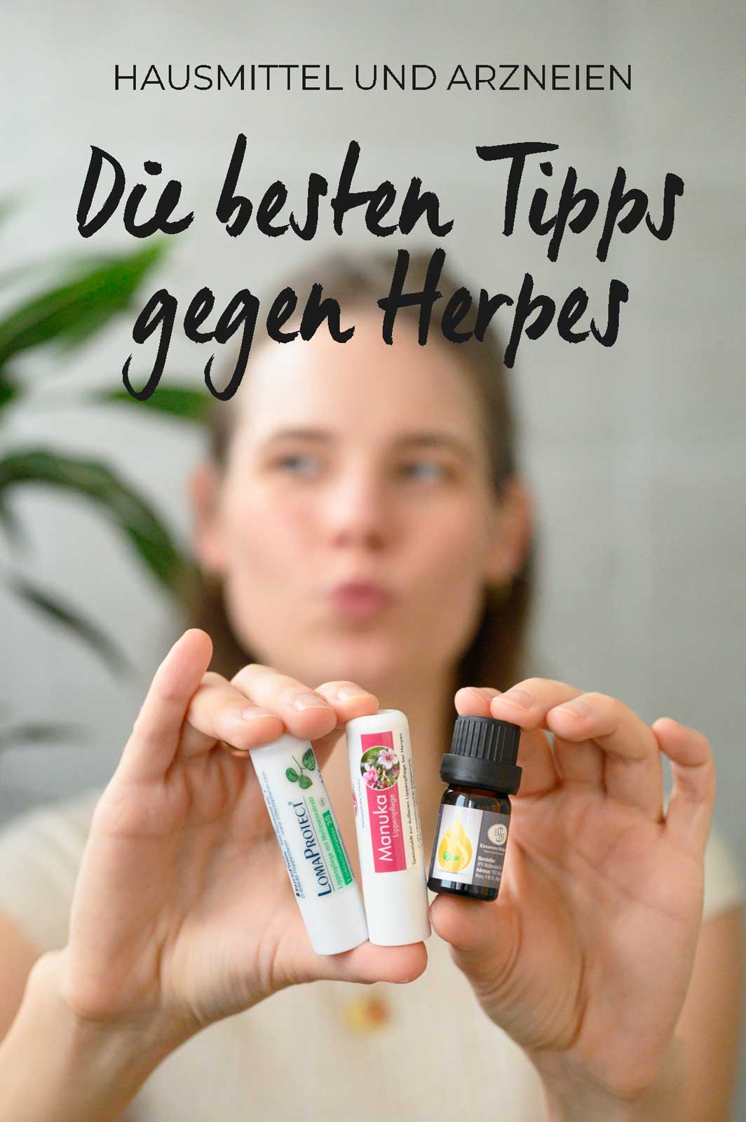 Herpes Behandlung Hausmittel